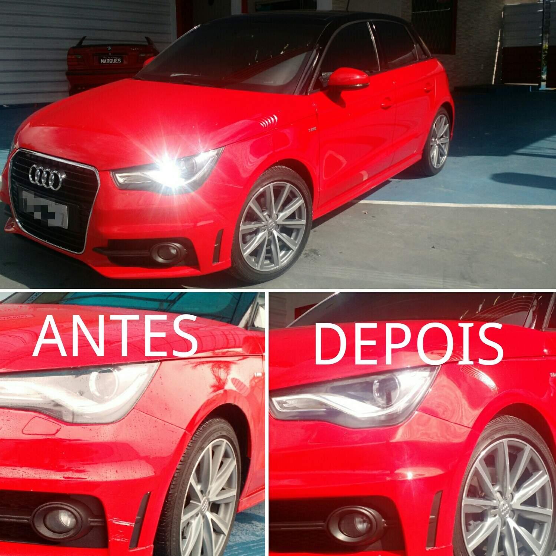 Pintura Audi A1